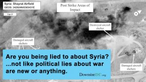 [Are you being lied to about Syria?]